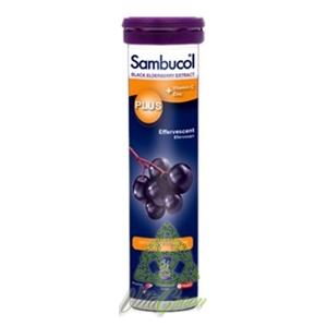 Sambucol tablete efervescente
