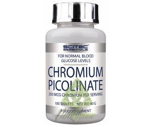 Cromium Picolinate 100tb